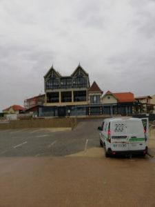 EGN Aquitaine - Café Maritime Lacanau façade