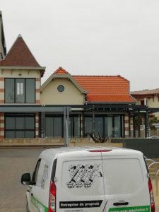 EGN Aquitaine - Chantier Lacanau
